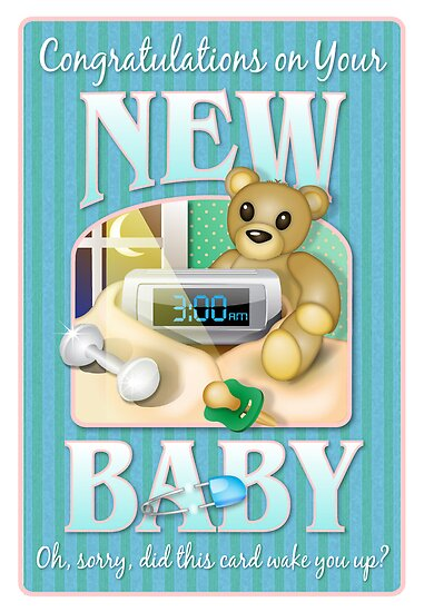 New Baby by Kathleen Dupree