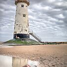 The Leaning Lighthouse of Talacre by Smart Imaging by SmartImaging