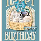 Happy Birthday by Kathleen Dupree
