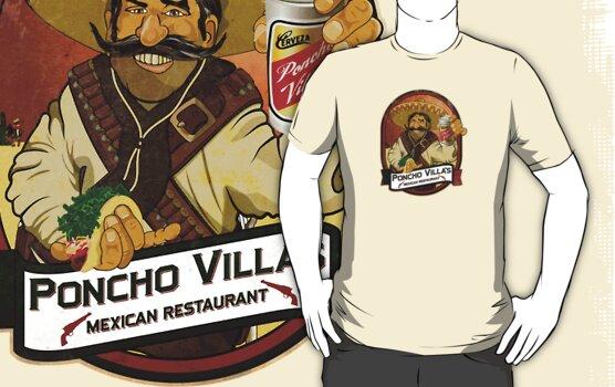 Poncho Villa by ironsightdesign