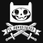 Adventure Seeker- Adventure Time Shirt by spacemonkeydr