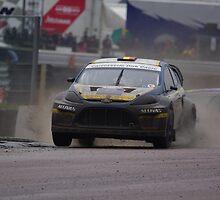 MSA British Rallycross Supercars - #77 Patrick van Mechlen (BEL) - Ford Focus 2000 by motapics