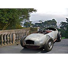 1930X WTH IZIT Race Car II Photographic Print