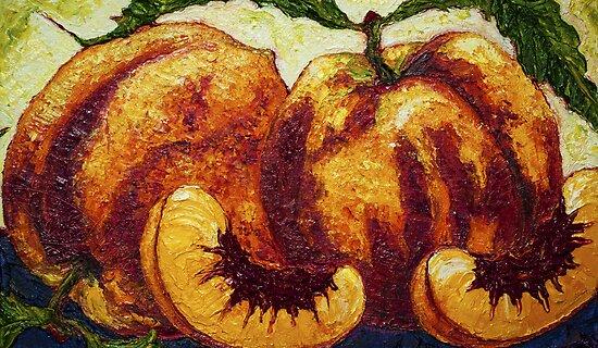 Peaches by OriginalbyParis