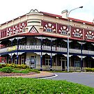 Kurri Kurri Hotel, New South Wales, Australia by Margaret  Hyde