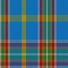 01601 Atikokan Commemorative Tartan Fabric Print Iphone Case by Detnecs2013