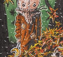 Trick r Treat Sam by cs3ink