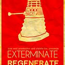 Exterminate Regenerate by heartseclipsed