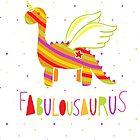 Fabulousaurus by Amy Grace