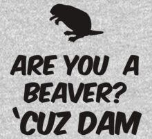 Are you a Beaver? Cuz Dam by RexLambo