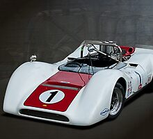 1968 Can-Am Lola T160 by Stuart Row
