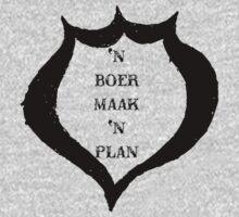 'n boer maak 'n plan by Vana Shipton