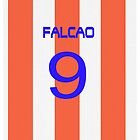 Radamel Falcao Garcia case by morigirl