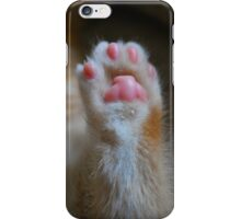 Paws Up iPhone Case/Skin