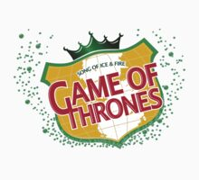 Game of Thrones - Canada Dry Kids Clothes