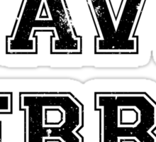 Save Ferris Sticker