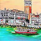 Il campanile di San Marco by Loredana Messina
