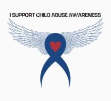 Child Abuse Awareness Kids Clothes