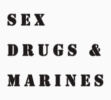 Sex, drugs & marines by capricedefille