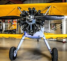 PT17 Stearman by chris-csfotobiz