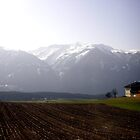 Plowed Fields by photogart