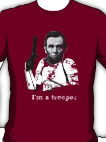 Abraham Lincoln Stormtrooper T-Shirt