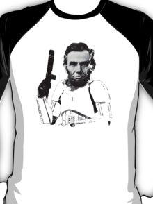 Abraham Lincoln Stormtrooper T-Shirt