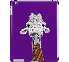 Harry Potter Giraffe Purple iPad Case/Skin