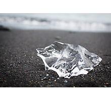 Millennium Ice Photographic Print