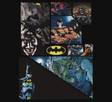 Batman: Heroes and Villains by GoPC
