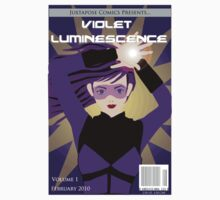 Violet Luminescence by animefaerie
