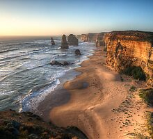 12 Apostles Summer Sunset by Robyn Meyer