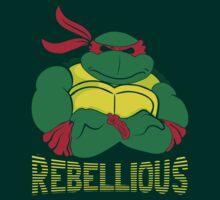 Rebellious by machmigo