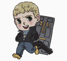 Cute John by reapersun