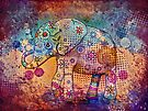 indie elephant by © Karin  Taylor