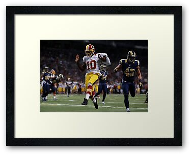 Redskins Robert Griffin by art-hammer