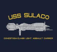 U.S.S Sulaco by mattpart