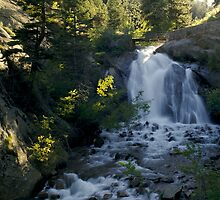"""Hellen Hunt Falls"" by Karl  Zielke"