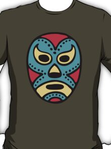 Mexican Wrestling Mask - Lucha Libre T-Shirt