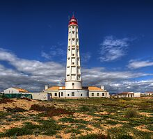 Faro Lighthouse by manateevoyager