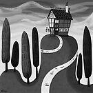 Cottage by Freddie Elsom