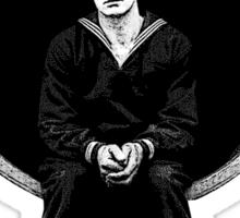 The Navigator - Buster Keaton Sticker