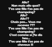 allo by PASLIER Morgan