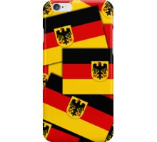 Smartphone Case -  State Flag of Germany - Multiple iPhone Case/Skin