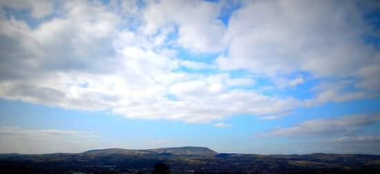 A  View of Pendle Hill by jomash