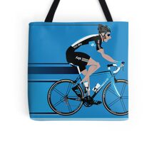 Bradley Wiggins Team Sky Tote Bag