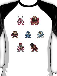 Megaman surrounded 1 T-Shirt