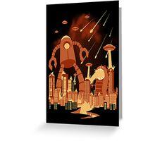 Armageddon Greeting Card