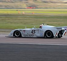Chevron B36 No 45 by Willie Jackson