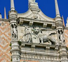 The Doges' Palace, Venice by Rob Meredith